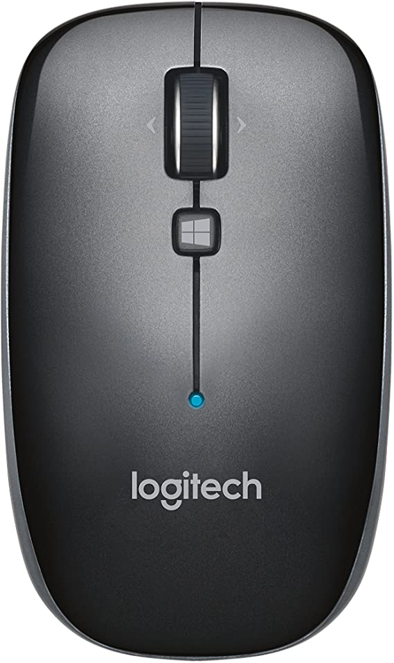 Logitech M557 Bluetooth Mouse – Wireless Mouse with 1 Year Battery Life