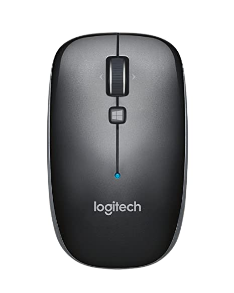 Amazon com: Logitech M557 Bluetooth Mouse – Wireless Mouse with 1