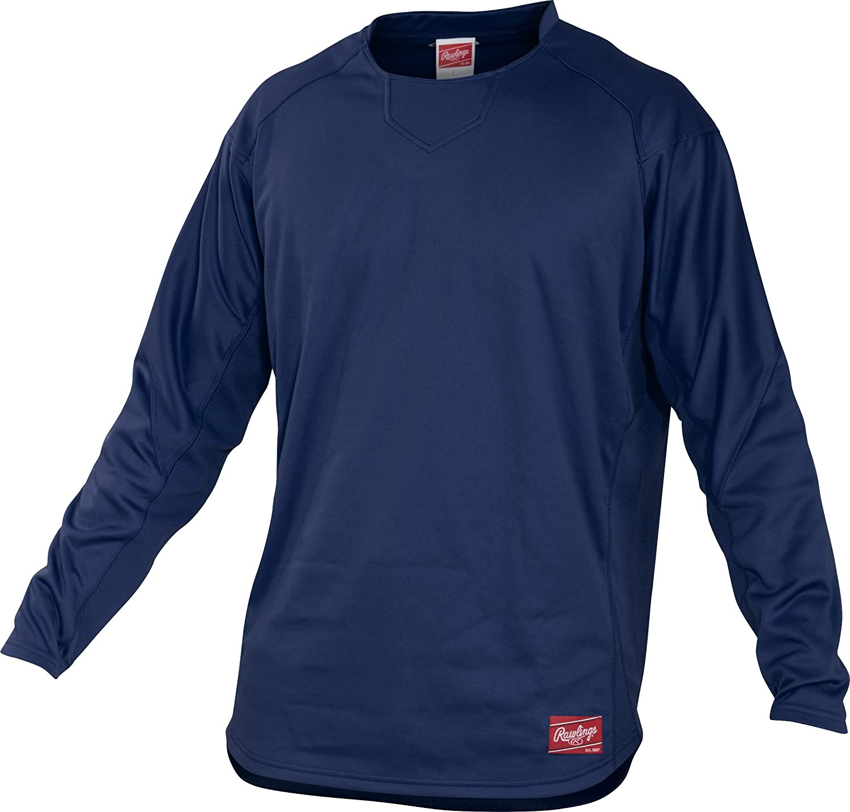 Rawlings Jugend Einbaum Fleece Pullover B013I2LQRC Bekleidung Gesunder Gesunder Gesunder Rhythmus 44b6af