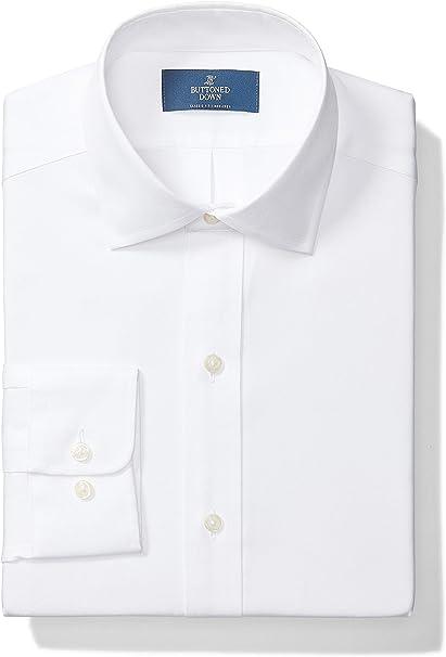 Marchio Buttoned Down Camicia Uomo