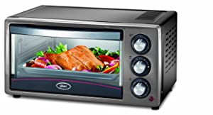 Oster TSSTTV15LTB 15L Toaster Oven 220 VOLTS USE ONLY (Europe/Africa/Asia) NOT FOR USA