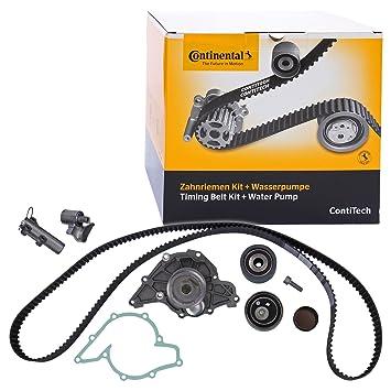 Continental Contitech ct1015wp1 Bomba de agua + kit correa de distribución: Amazon.es: Coche y moto