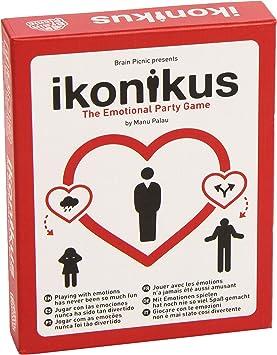 Ikonikus - Juego de Mesa, 3ª edición (Brain Picnic BRP001): Amazon.es: Juguetes y juegos