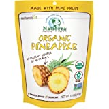 Nature's All Organic Freeze-Dried Pineapples | Gluten Free & Vegan | 1.5 Ounce (Pack of 3)