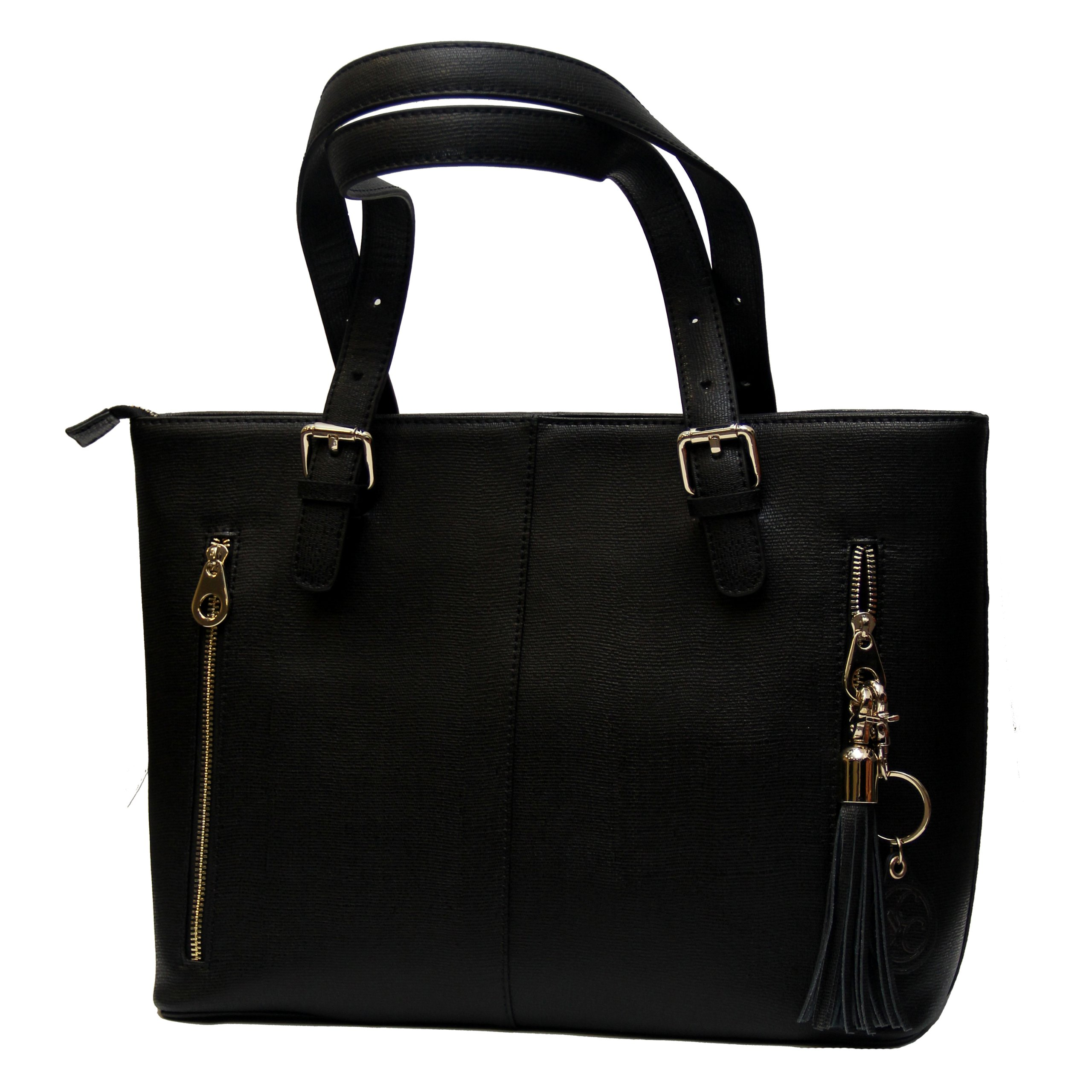 Concealed Carrie Concealed Carry Black Tote