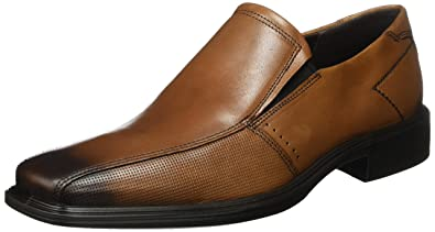 Ecco Minneapolis, Mocassins Homme, Marron (Amber), 44 EU
