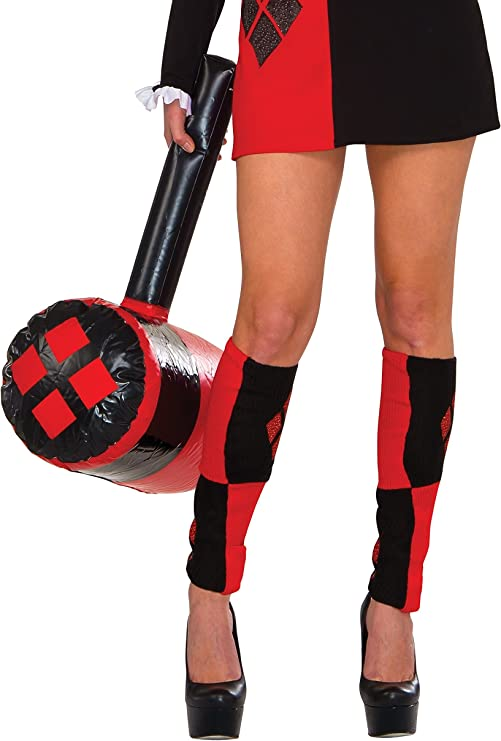 Amazon.com: Rubie s Costume Co de la mujer Batman Harley ...