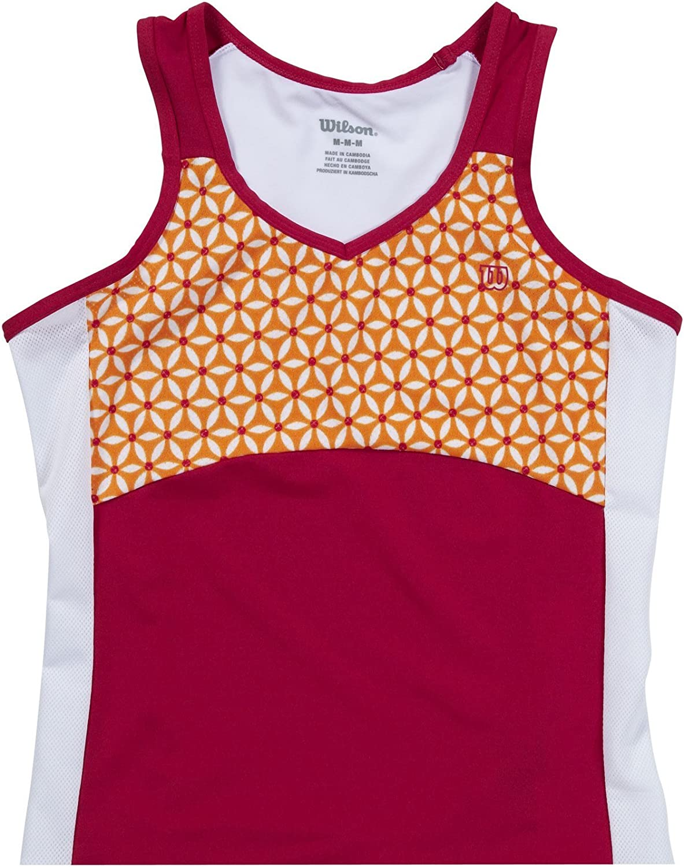 WILSON - Camiseta de pádel para niña: Amazon.es: Ropa y accesorios