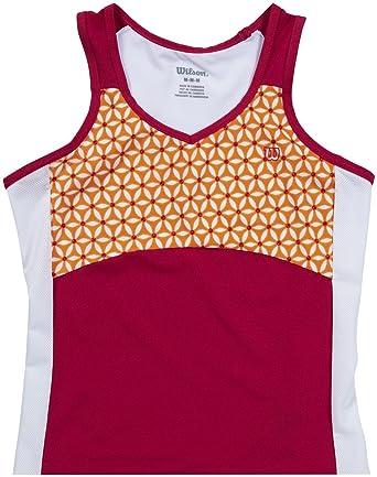 WILSON - Camiseta de pádel para niña: Amazon.es: Ropa y ...