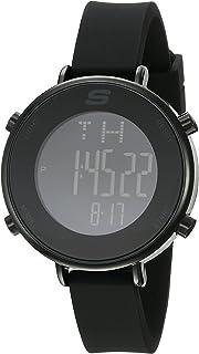 db5a9f5ee6f Skechers SR2027 Reloj Digital Multifunción para Mujer Extensible de ...