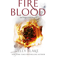 Fireblood: The Frostblood Saga Book Two (English Edition)