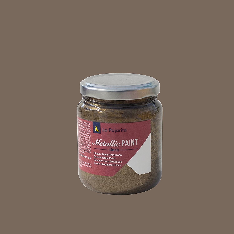 La Pajarita Metallic Paint Bronce, 175 ml