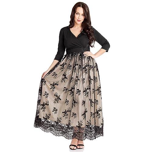 Plus Size Semi Formal Dress: Amazon.com