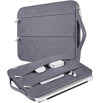 Voova 11.6 Inch Funda para Portatil De Ordenador,Resistente Al Agua Computadora Estuche Bolso Maletin para MacBook Air/Pro/Retina, Chromebook, ...