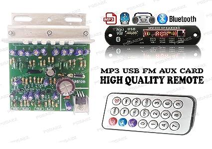 PGSA2Z™ 100W Amplifier Circuit Board 4440 x 2: Amazon in
