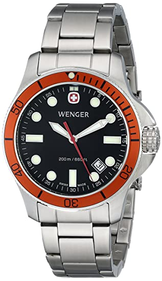 Wenger 72347 Hombres Relojes