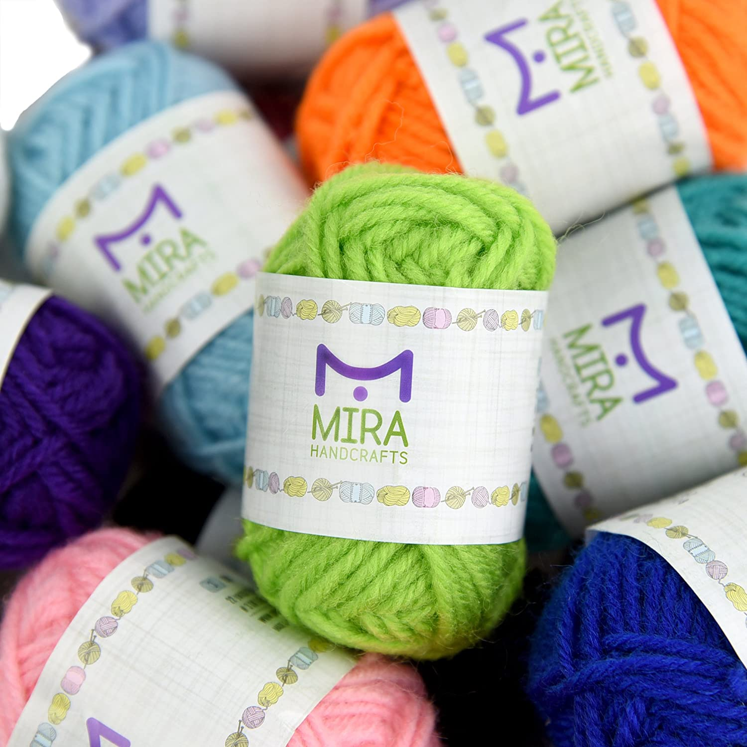 cheap yarn set