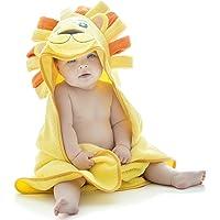 Little Tinkers World Toalla de bebé con capucha