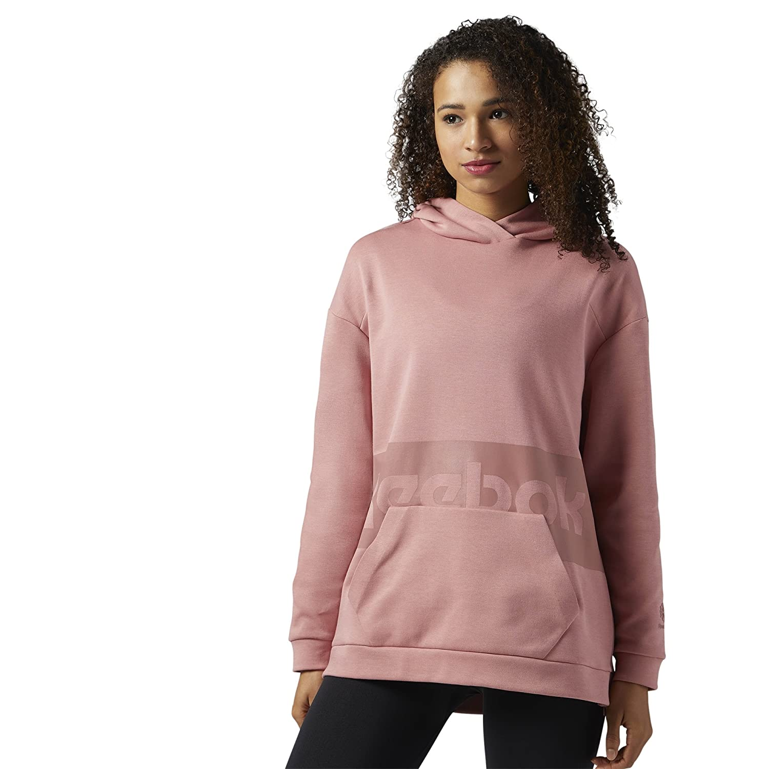 Reebok Classic Women's Dc Tech Over The Head Hoodie BS3410