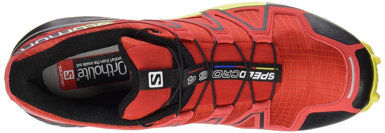 Salomon Salomon Salomon Herren Speedcross 4 Traillaufschuhe B017SR69I4  569f2e