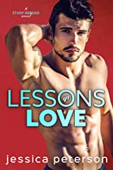 Lessons In Love: A Student Teacher Romance (Study Abroad Book 1) Kindle Edition