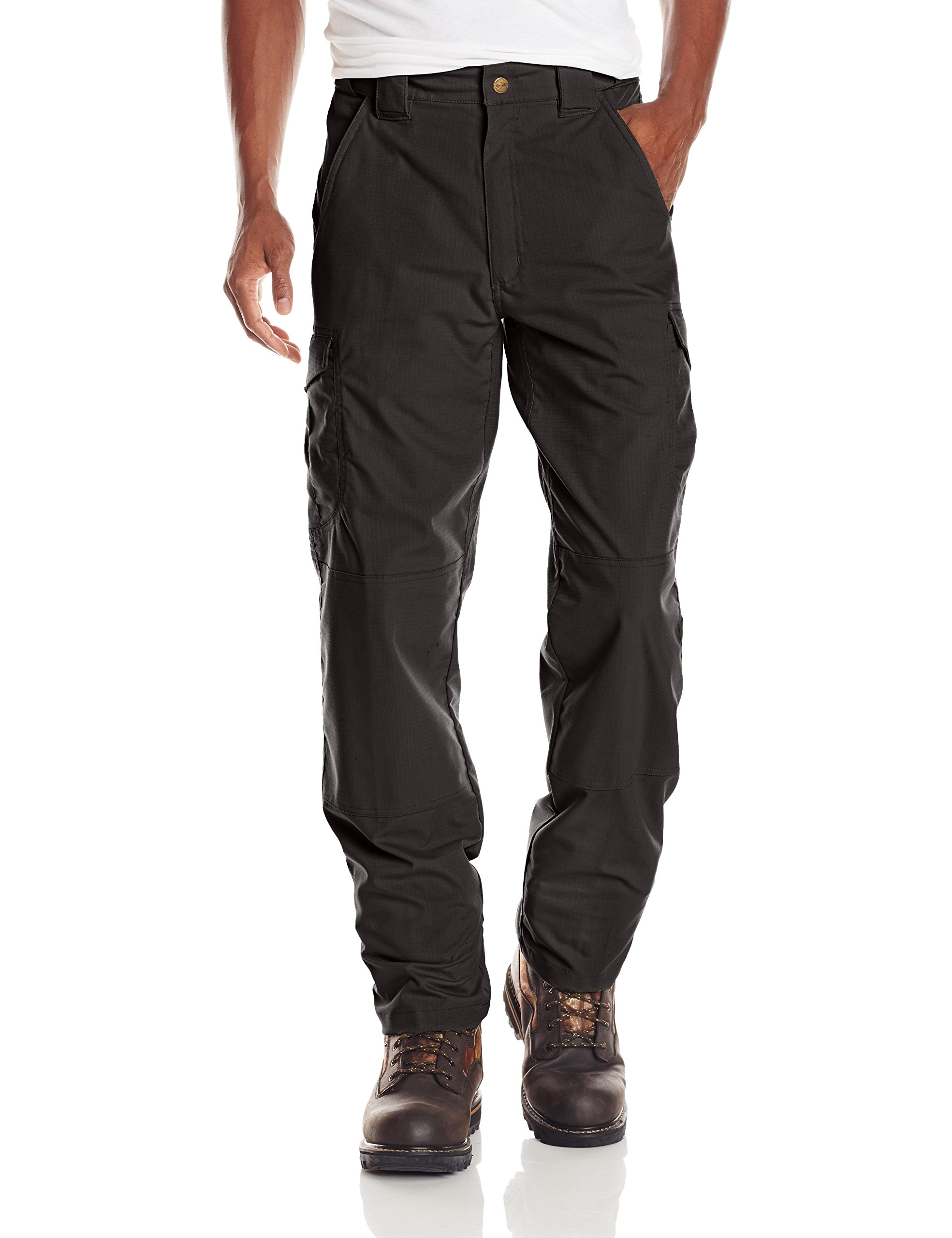 Tru-Spec Men's 24-7 Ascent Pant, Black, (Waist:28 Length:30)