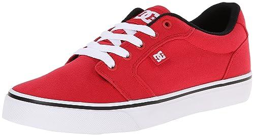 DC Shoes Zapatillas Para Mujer, Color Rojo, Talla 41 UE: Amazon.es: Zapatos y complementos