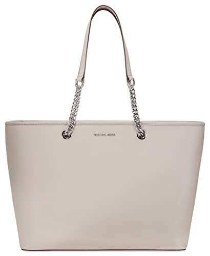 50b1f36b6117 Amazon.com  Michael Michael Kors Jet Set Travel Chain-Strap Medium  Multi-Function Tote  Shoes