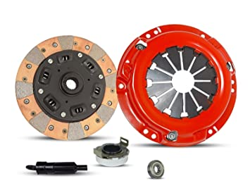 Sudeste embrague 04 - 104r2600 - Kit de embrague etapa 3 para Suzuki SAMURAI Sidekick 1.3L 4 cilindros: Amazon.es: Coche y moto