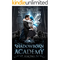 Shadowborn Academy: Year Two (Dark Fae Academy Series Book 2)