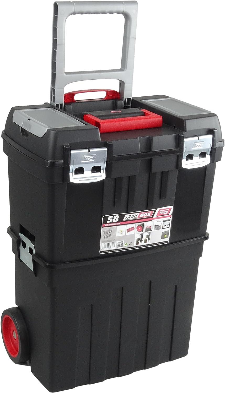 Tayg 58 Trailbox - Caja de Herramientas, Multicolor, Tamaño único ...
