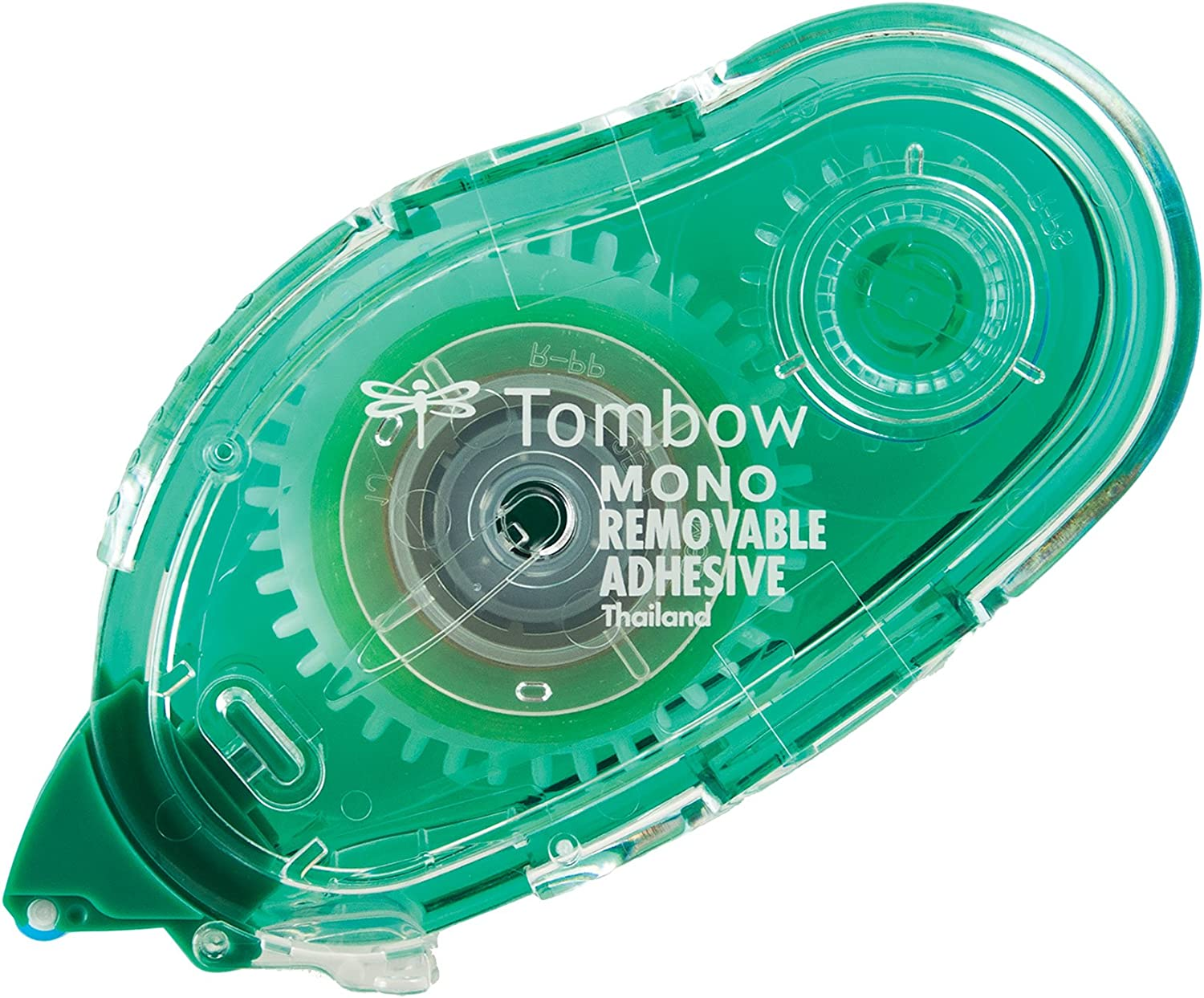 Green Tombow 0.33 x 39-inch Removable Mono Adhesive Dispenser