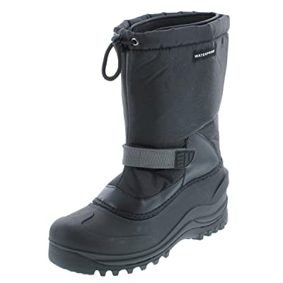 SC Outdoor Men's Waterproof Insulated Snow Boot with Adjustable Toggle | Snow Boots