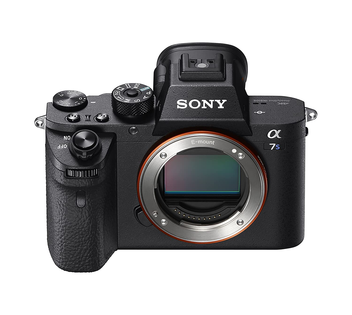 Sony a7S II ILCE7SM2/B 12 2 MP E-mount Camera with Full-Frame Sensor, Black