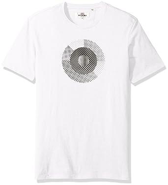 dad0d6839 Amazon.com: Ben Sherman Men's Hero Pixelated Target, Bright White XX-Large:  Clothing