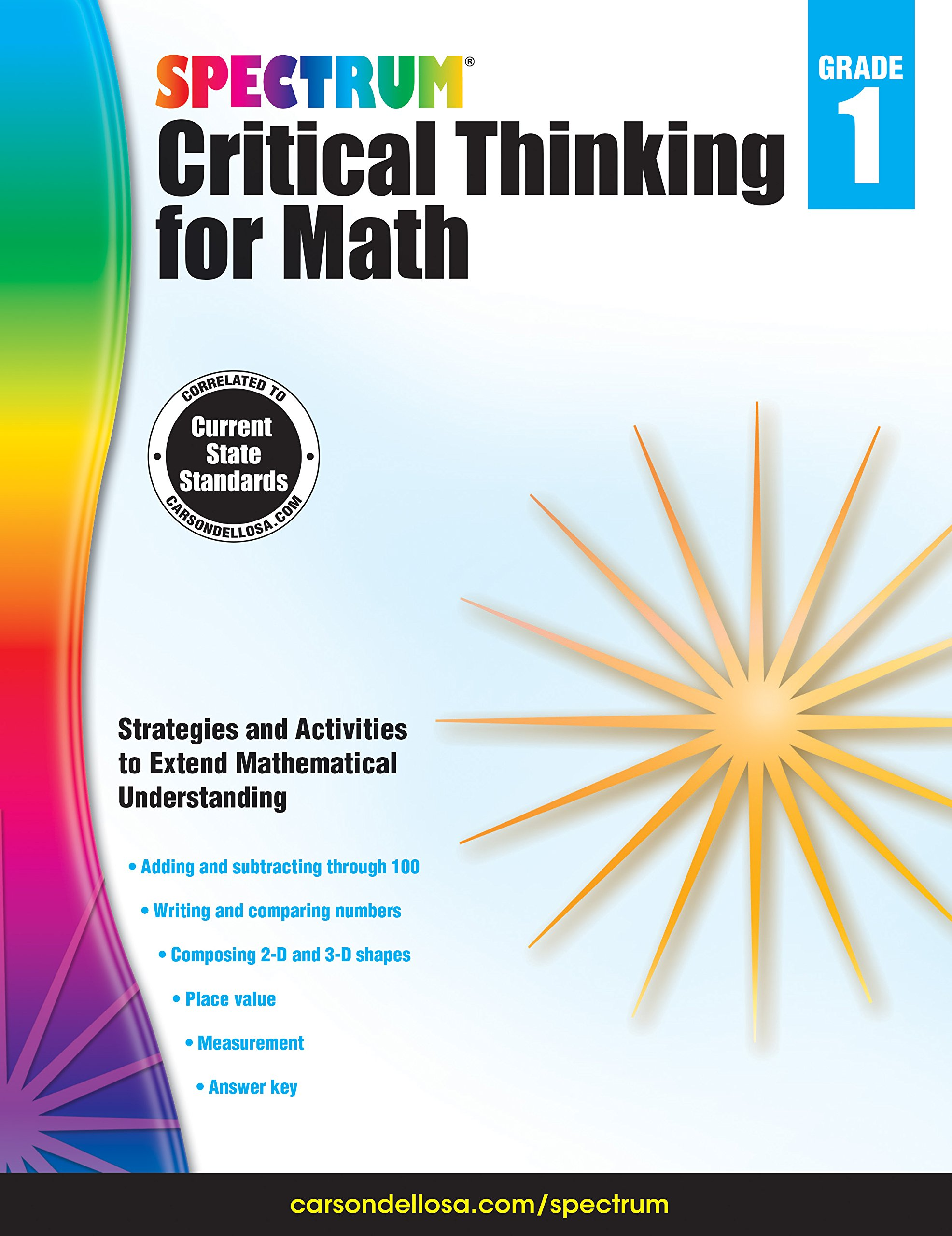 critical thinking math problems The problems consist of numbers, objects, and one word problem key concept: math contains patterns and repetition,  sampling - critical thinking level 2.