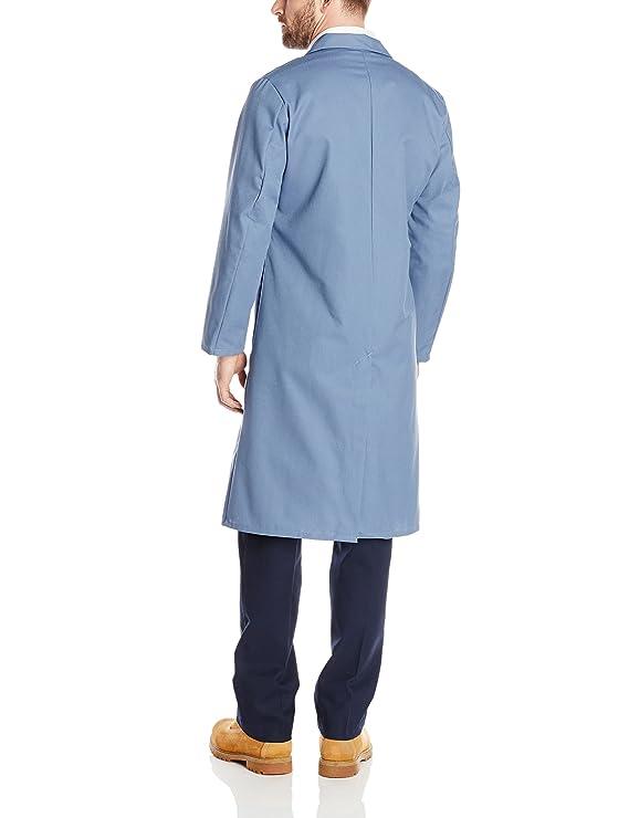 f8b5084923 Amazon.com  Red Kap Men s Shop Coat  Clothing