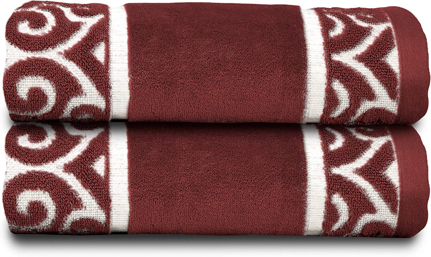 Soft Textilz Elegant Kitchen Hand Towel Set