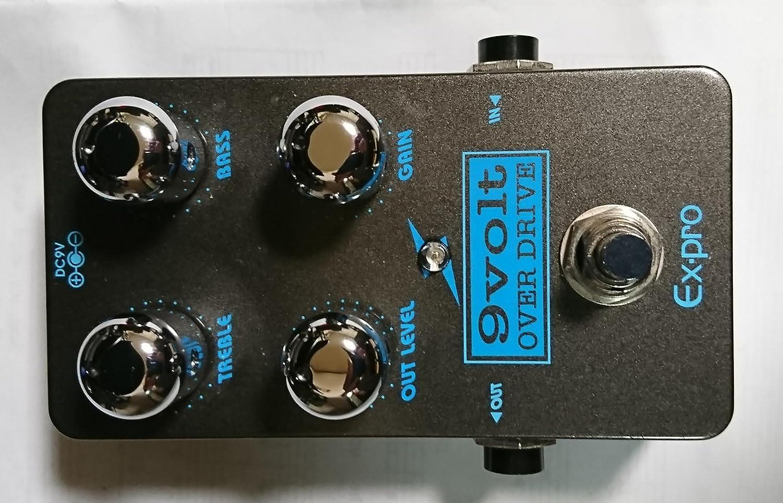 EX-Pro 9volt OVERDRIVE B001DSKNA0