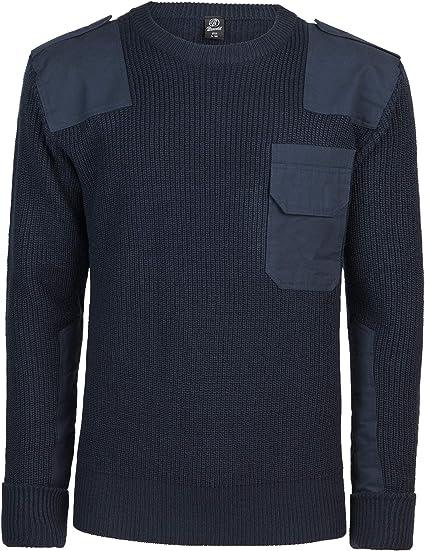 TALLA 5XL. Brandit BW-Pullover Suéter para Hombre