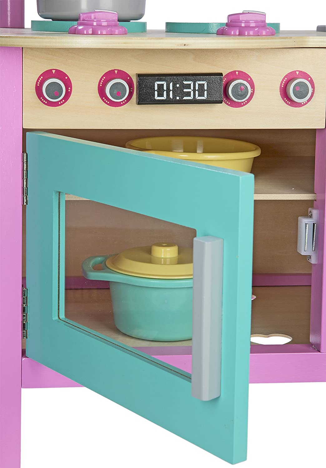 Amazon.com: Play Circle Little Chef\'s Kitchen – Teaches and Fosters ...