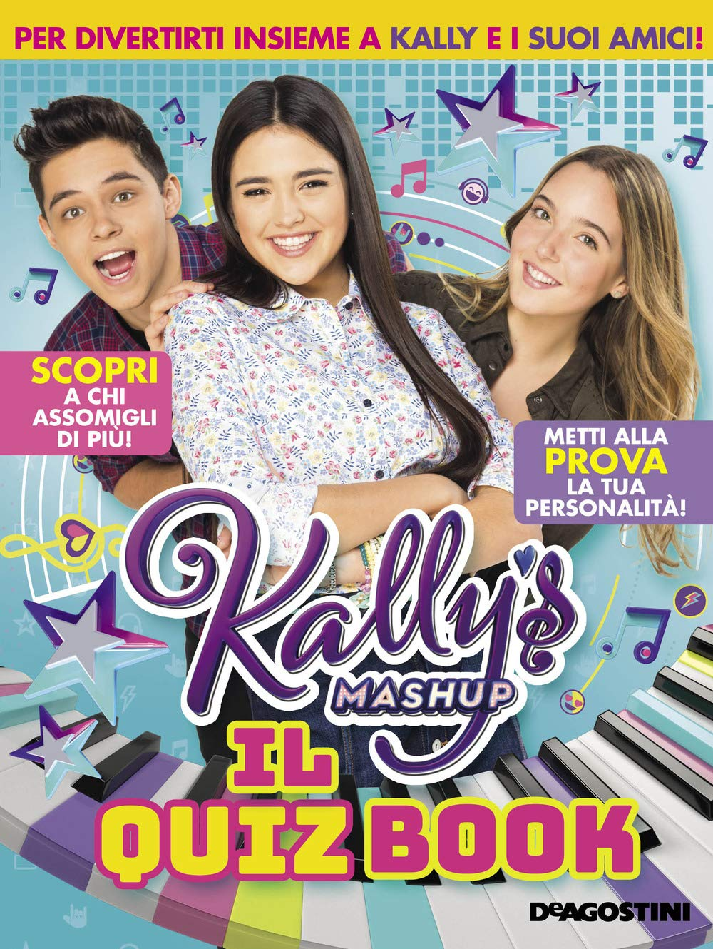 Amazon Fr Il Quiz Book Kally S Mashup Livres