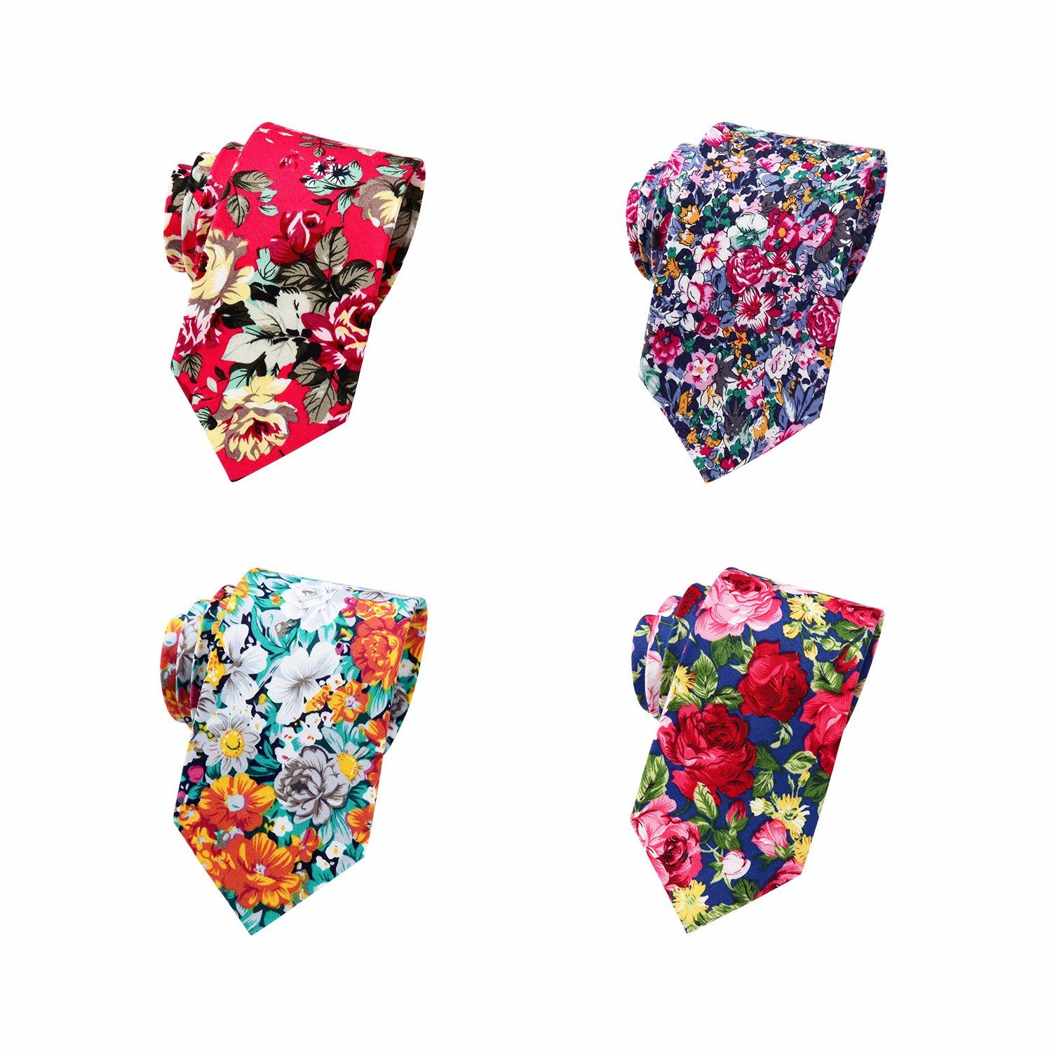 c1f5934e16d6 Tie Length: 59 inches(150cm); Tie Width: 2.75 inches(7cm); Handkerchief  size: 10 inches x 10 inches(25cm x 25cm);?Package Content: tie and  handkerchief.
