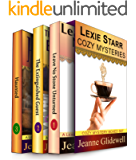 Lexie Starr Cozy Mysteries Boxed Set (Three Complete Cozy Mysteries in One) (A Lexie Starr Mystery) (English Edition)