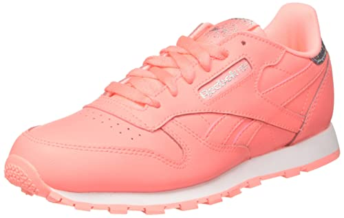 d13d6a1b907 Reebok Girls Classic Leather Bs8981 Trainers  Amazon.co.uk  Shoes   Bags