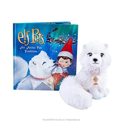 Elf Pets: an Arctic Fox Tradition: Toys & Games