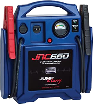 Jump N Carry JNC660 1700 Peak Amp 12-Volt Jump Starter