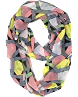 Tapp Collections™ Premium Soft Chevron Sheer Infinity Scarf