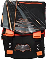 Dc Comics Batman V Superman Expandable School Backpack with Handle A Free Gift Included