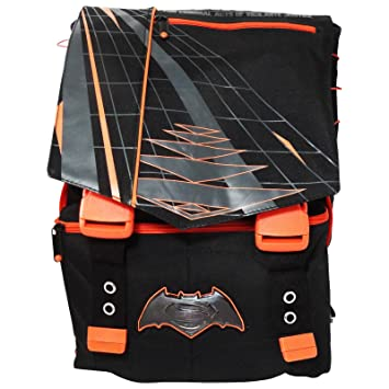 Dc Comics Batman V Superman Mochila Expandible Bolso Escolar con Regalo: Amazon.es: Equipaje